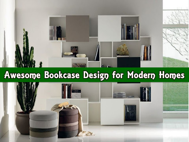 Books are still timeless even if we are in a modern world where internet is a good option. In fact, there are many people choose to read real books where they can flip pages. There are people who love to collect books too where they can display and treasure. If you are a book lover, this bookcase design is perfect for your modern home. Aside from this, a bookcase or bookshelves can be a beautiful decoration in your living room. Here is some trending bookcase design you will love to have in your own space.