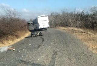 Micro-ônibus que saiu de Cuité com destino a Natal, se envolve em grave acidente com duas mortes