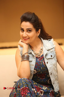 Anchor Manjusha Latest Stills at Intlo Deyyam Nakem Bhayam Trailer Launch .COM 0217.JPG