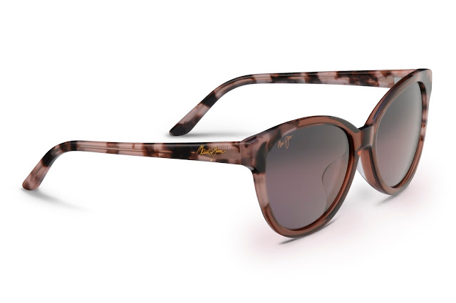 Maui Jim Presents 'Sunshine', a vintage style sunglass for high fashion women