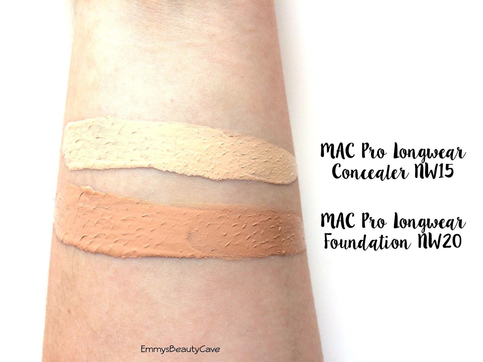 Pro Longwear Concealer by MAC #15