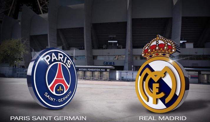 Real Madrid Vs Paris Saint Germain Wallpapers