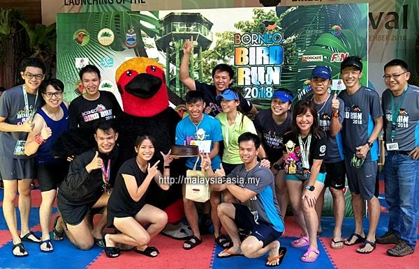 Borneo Bird Festival Marathon