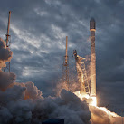 SpaceX Rocket Launch From Cape Canaveral On May 26, 2016