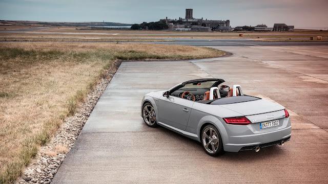 Audi TT 2019 é mais rápida e ganha reestilização