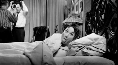 Shirley MacLaine detrás de las cámaras