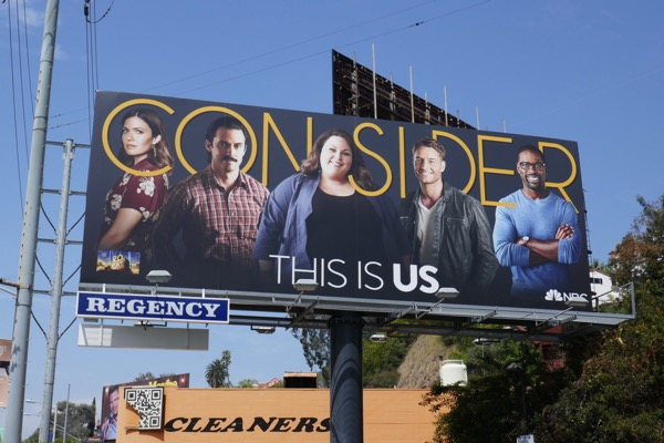 This Is Us season 2 Consider Emmy billboard