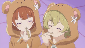 Kuma Kuma Kuma Bear Episode 9