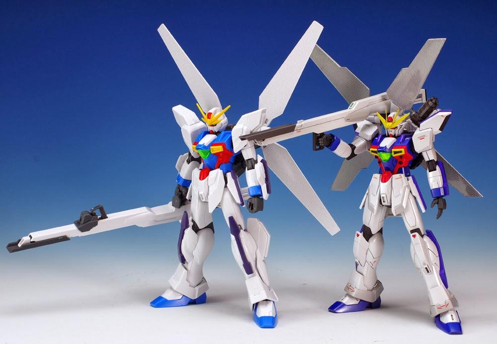 15+ Gundam X Hg Illustration 7