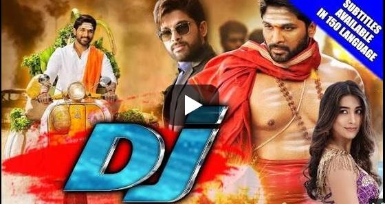 2017 DJ Duvvada Jagannadham Full Movie in Hindi Dubbed Download