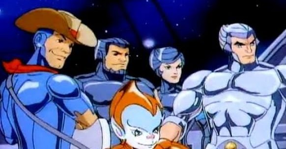 The Freak Season Silverhawks Mega Latino