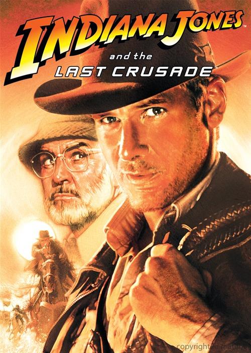 Indiana Jones 3 ขุมทรัพย์สุดขอบฟ้า 3 ศึกอภินิหารครูเสด HD 1989