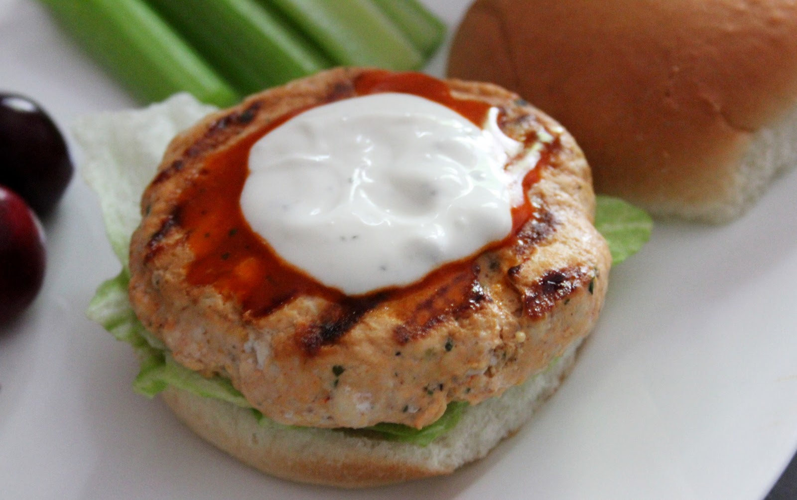 Punkie Pie S Place Buffalo Chicken Burgers