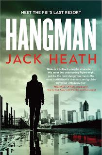 Hangman by Jack Heath cover