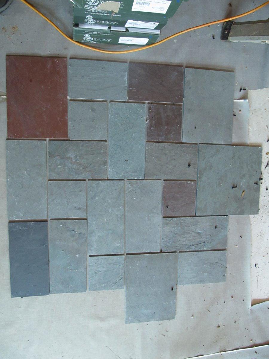 Vermont Slate Floor Tile | Sevenstonesinc.com