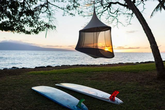 TreePod, Cabana Portabel Yang Nyaman