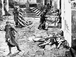"""Η """"Ξένη"""" που χτύπησε την Αθήνα και σκότωσε εκατοντάδες ανθρώπους Τον Μάιο του 1854 Άγγλοι και Γάλλοι στρατιώτες αποβιβάστηκαν στο..."""