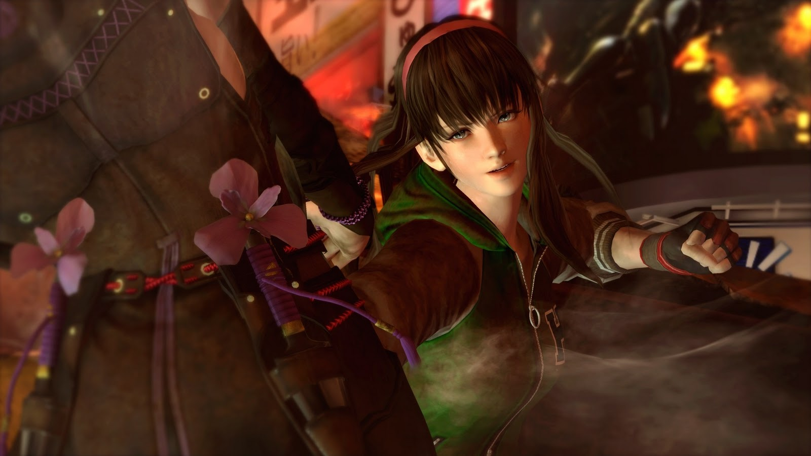 Dead or Alive 5 Screenshots - GamingReality