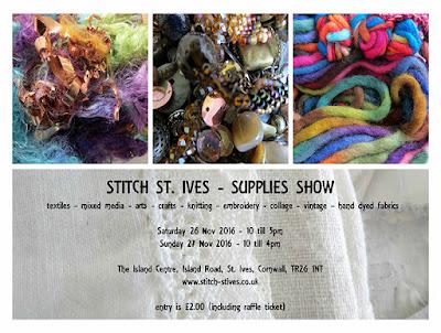 Stitch St Ives - Craft Supplies Show