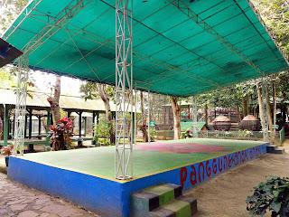 Aula Panggung Anak Fauna + Saung Kapasitas 120 Orang, Biaya Kebersihan 100.000