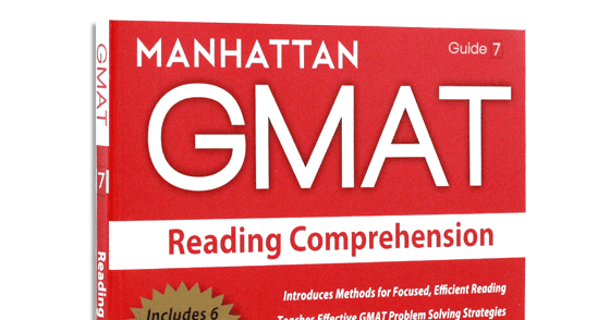 Gmat: Reading Comprehension For Gmat Pdf