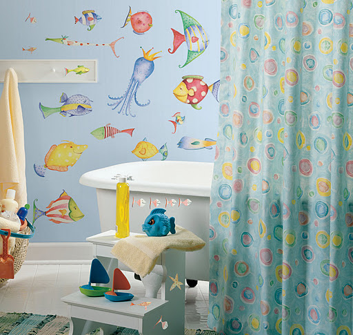Bathroom Decor For Boys: Home Quotes: 11 Bathroom Designs For Kids And Teens