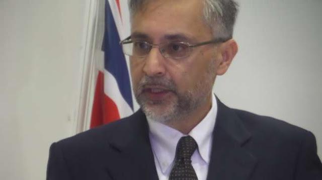 Akun Twitter Kedubes Inggris Retweet Server KPU Diserang Hacker Bayaran