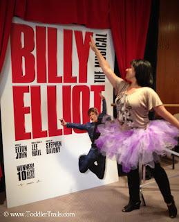@segerstromarts #BillyElliotOC