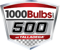 #NASCAR 1000Bulbs.com 500 | #MENCS | 188 laps