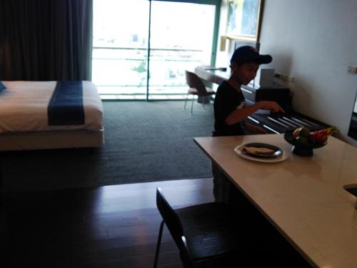 CHATRIUM HOTEL RIVERSIDE BANGKOK Grand-Room, River View