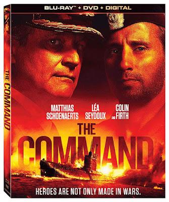 The Command 2018 Bluray