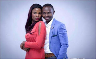 Teju Babyface and his wife obi mark their 4th wedding anniversary  in style