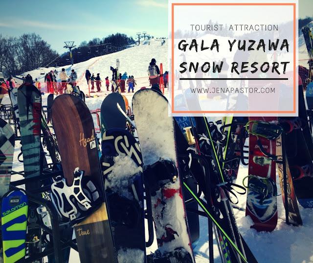 gala yuzawa snow resort, snowboards