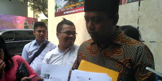 Pelapor Prabowo dkk dicecar soal efek dugaan penyebaran hoaks