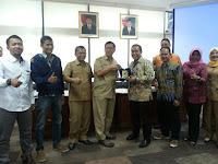 DPRD dan Diskominfotik NTB Pelajari Pengembangan Smart City di Kota Padang