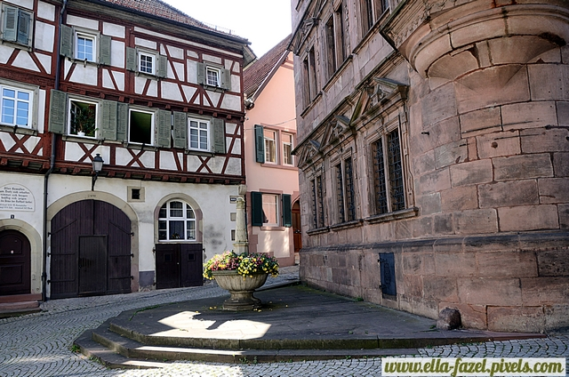 Gernsbach Germany  City pictures : Gernsbach old town, Germany