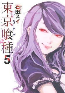 Manga Tokyo Ghoul Volume 05
