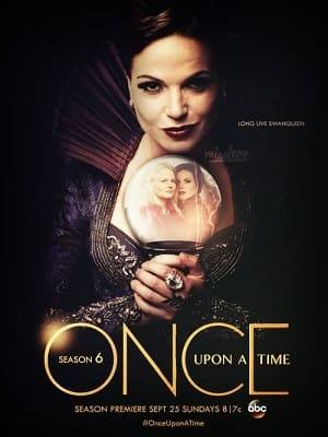 Era Uma Vez - Once Upon a Time 6ª Temporada Séries Torrent Download capa