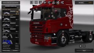 Truck - Scania Euro 4