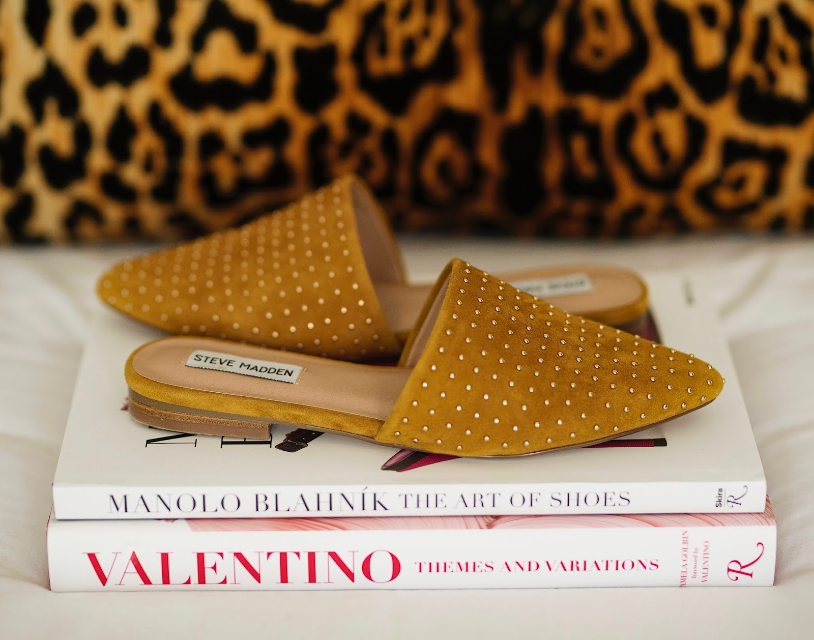 c4ad5fd2f14 Nordstrom Anniversary Sale Trace Studded Mule - Something Delightful Blog