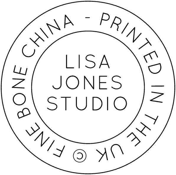 Lisa Jones Studio: Backstamps