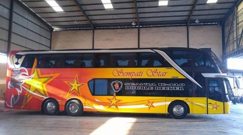 sempati star bus