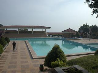 Villa Bukit Hambalang Sentul