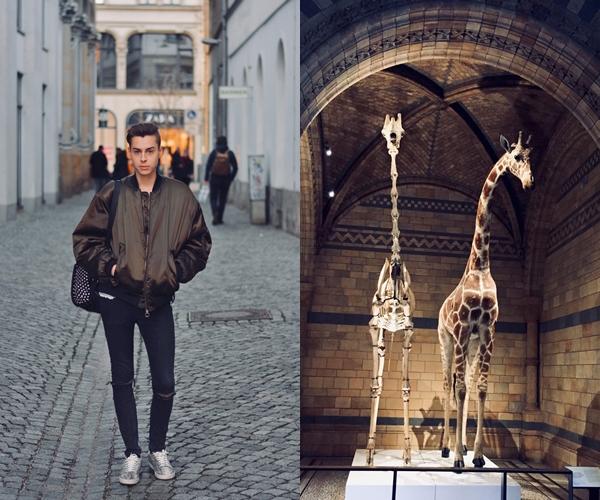 vegan outfit fashion naturkundemuseum