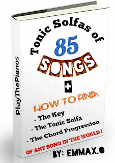 Chord progression PDF ebook, Tonic solfa pdf