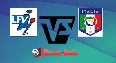 Prediksi Skor Liechtenstein VS Italia 13 November 2015