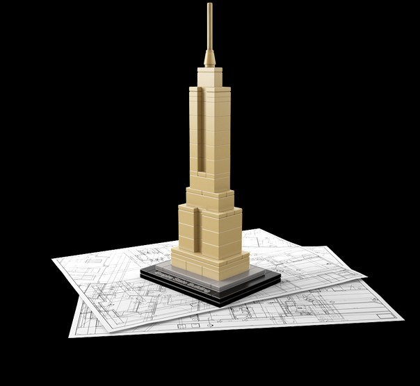 Architecture Model Galleries Lego Architecture Empire