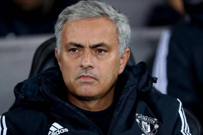 Mourinho Berpikir MU Telah Merancang Pemecatannya