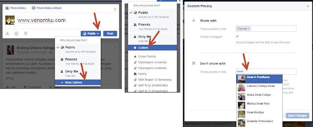 Tips FaceBook Unik dan Keren yang Jarang Digunakan Orang