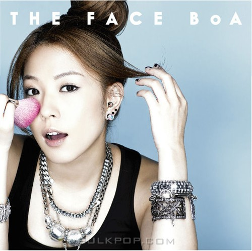 DL MP3] BoA - THE FACE (Japanese) (FLAC + ITUNES PLUS AAC